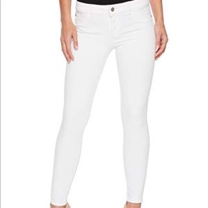 DL1961 Amanda white skinny jeans great deal NWOT!